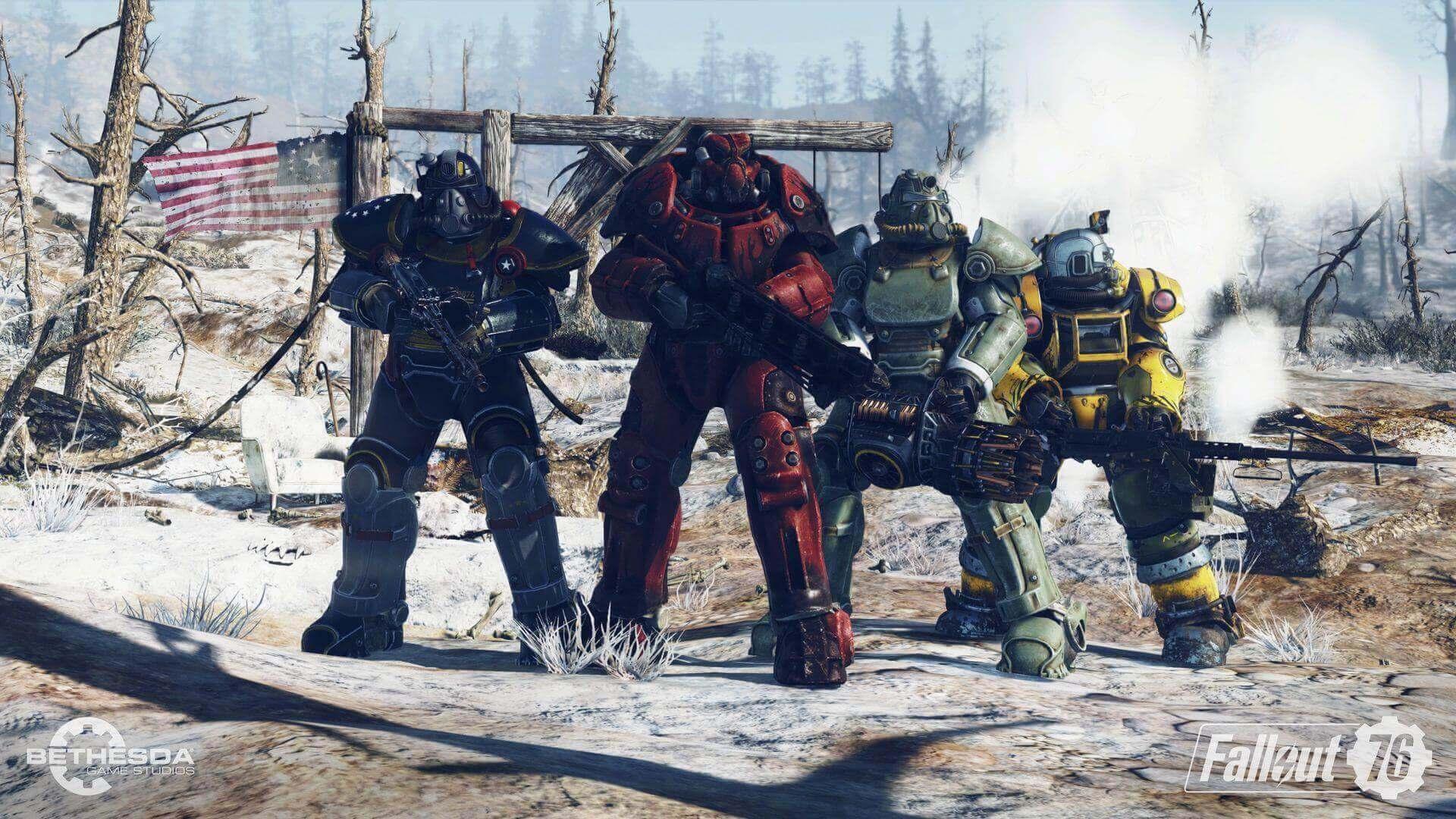 Bethesda Fallout 76 Spieler