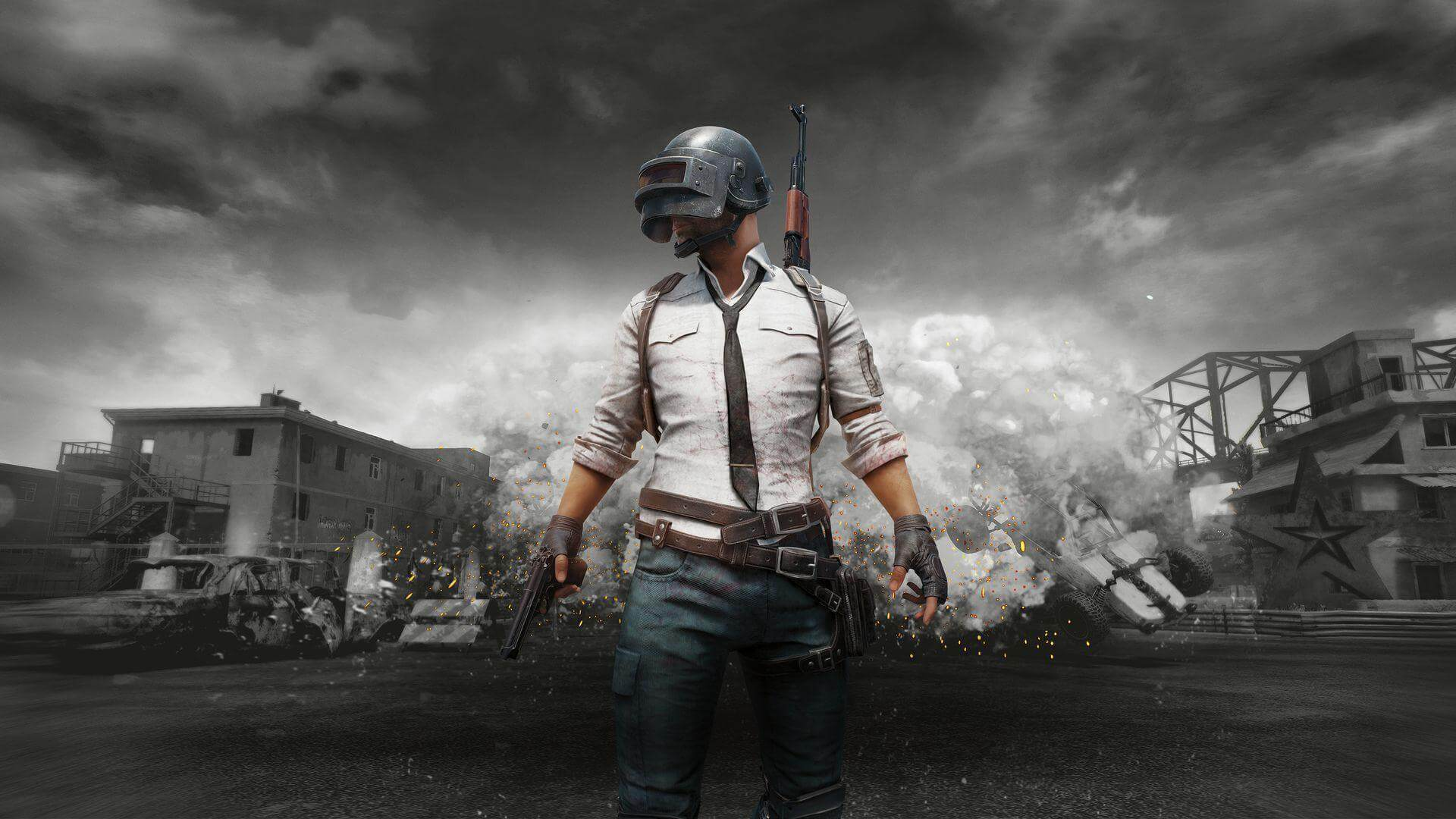 PLAYERUNKNOWN'S BATTLEGROUNDS Artwork