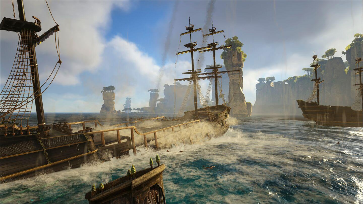 Spiel ATLAS Early Access Screenshot