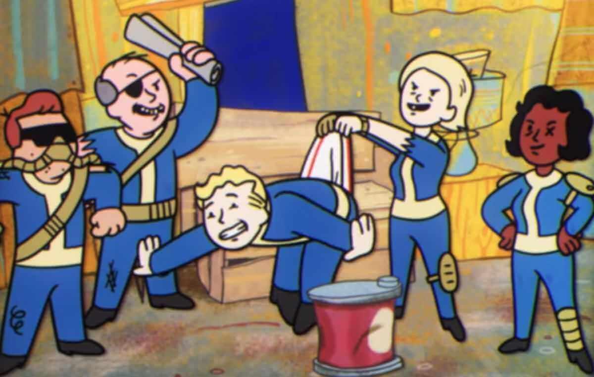 Bethesda Fallout 76 Bann Artwork