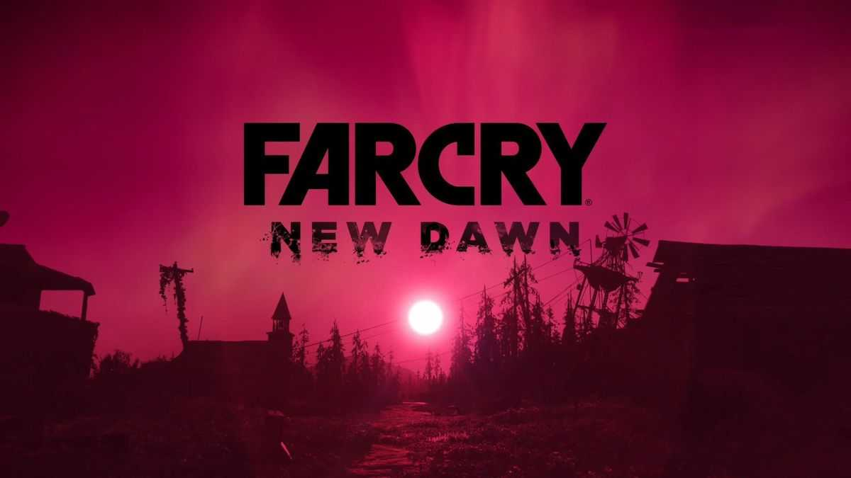 Far Cry: New Dawn - Artwork Cover