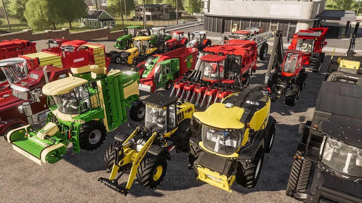 Farming Simulator 19 mit Pro-Liga im E-Sport