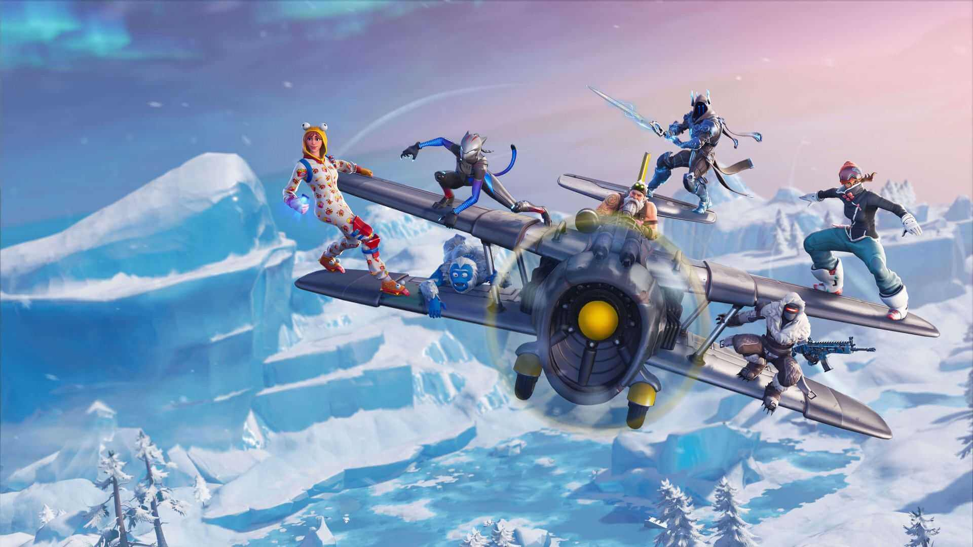 Fortnite Battle Pass Saison 7