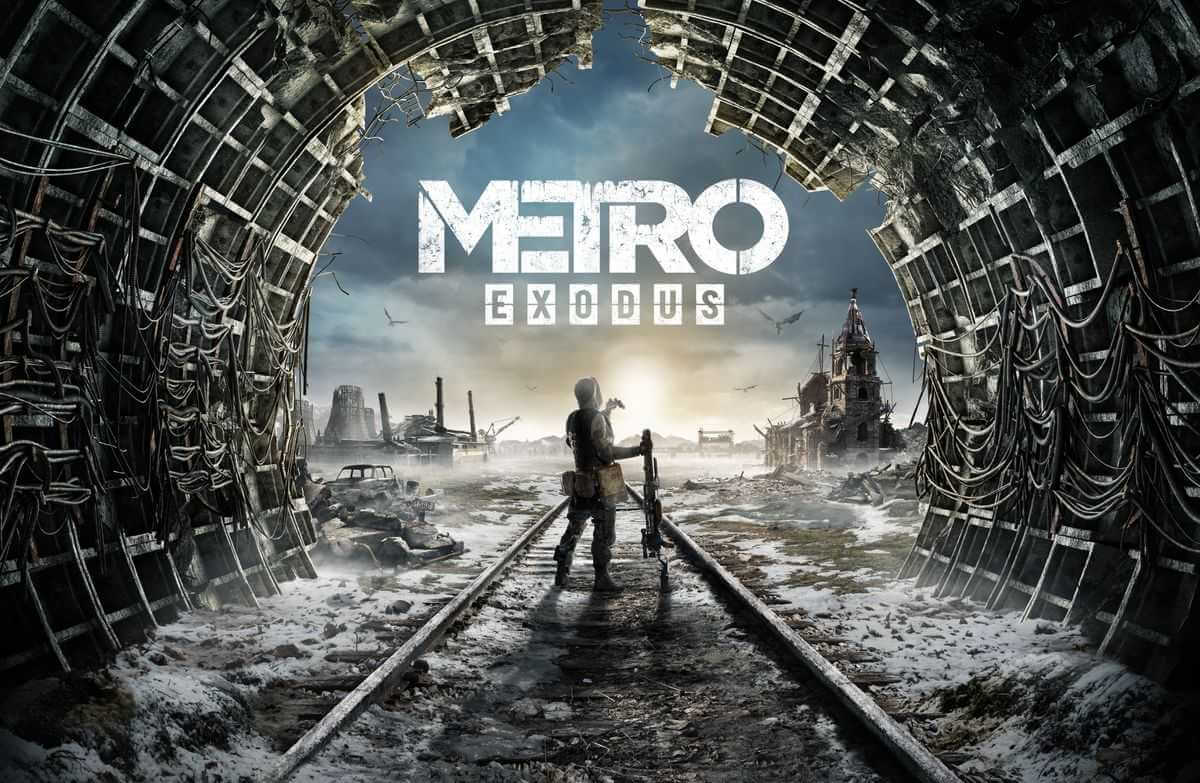 Metro Exodus Artwork Grafik Metro 3
