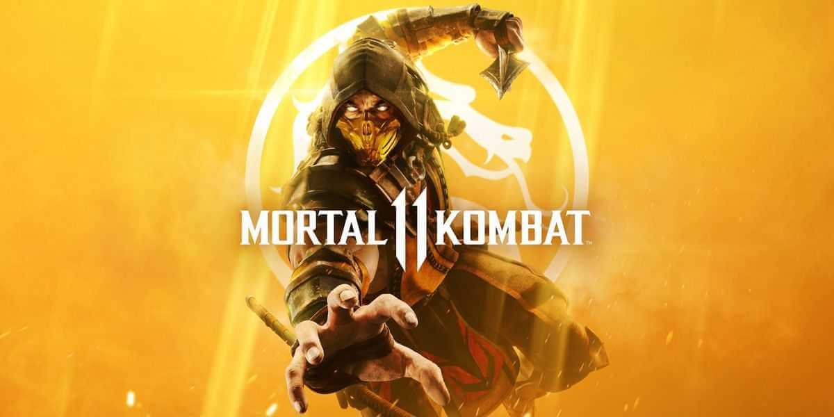 Mortal Kombat 11 Gameplay Trailer Artwork