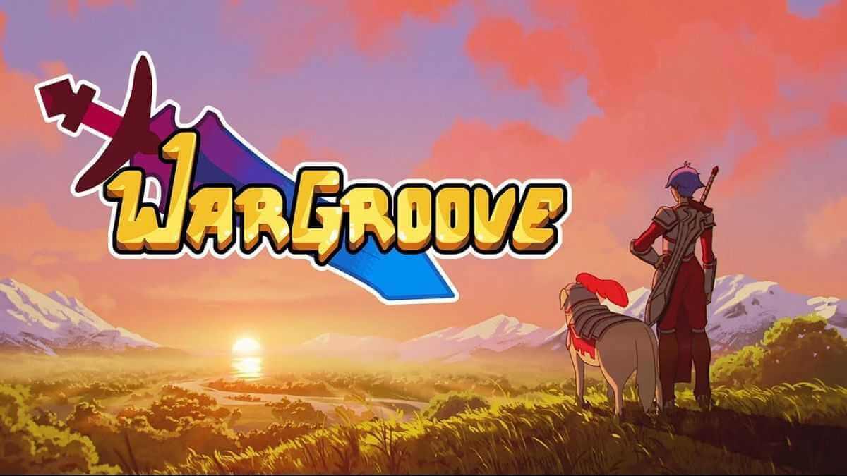 Wargroove Titel Logo Artwork