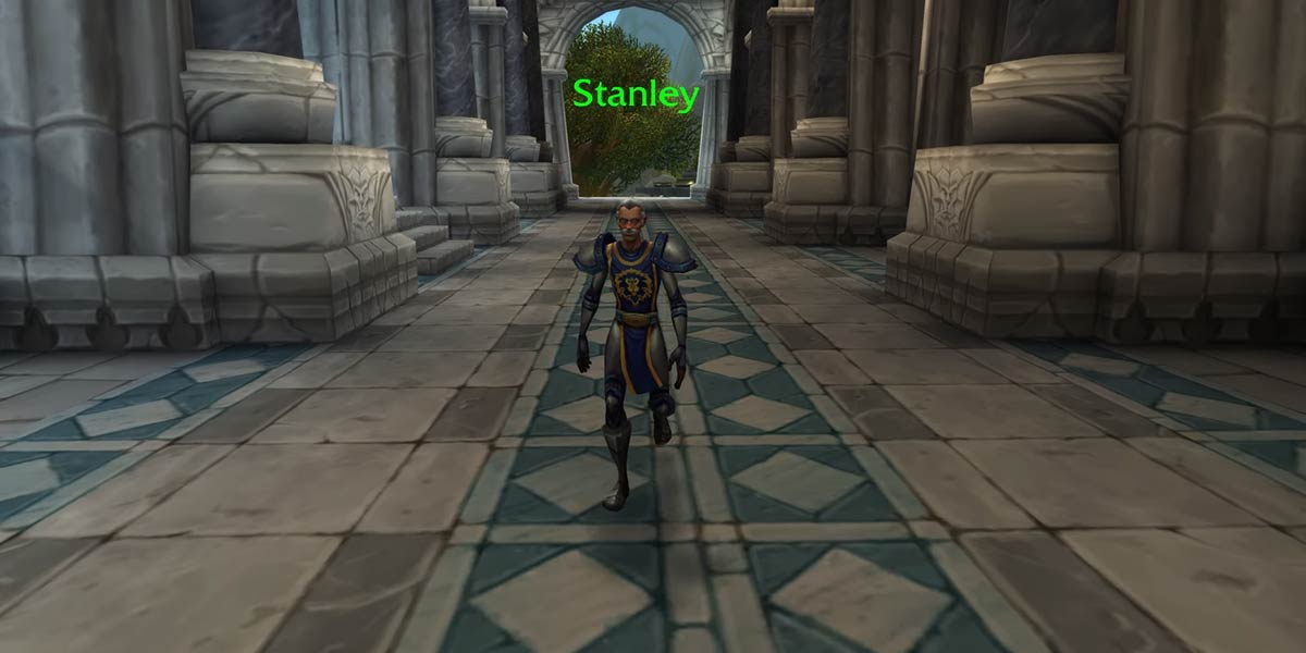 World of Warcraft Stan Lee Tribut: STanley
