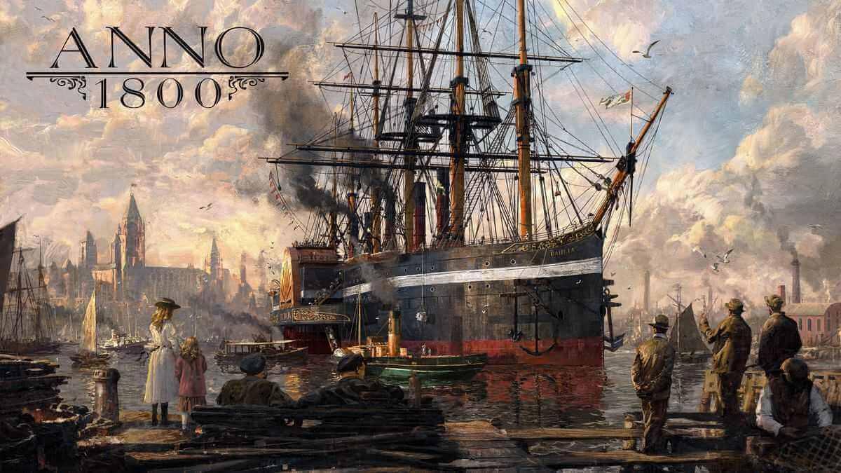 Anno 1800 - Industrielle Revolution Artwork