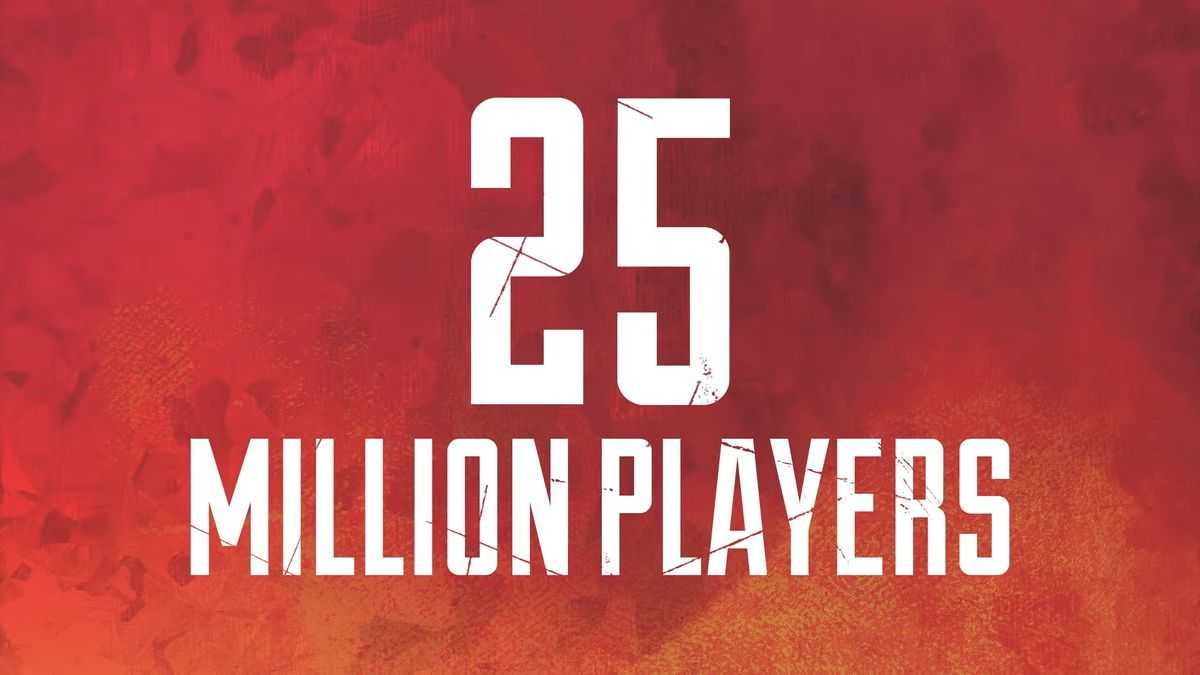 Apex Legends knackt 25 Millionen Spieler-Marke