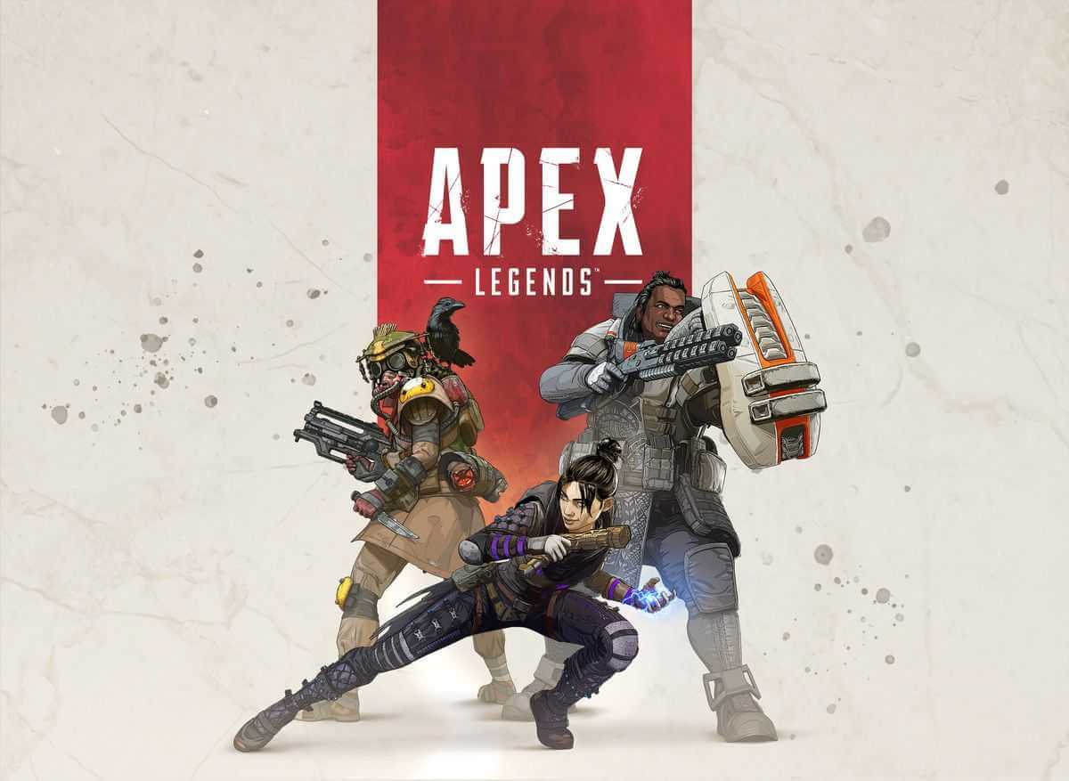 Apex Legends Titanfall Battle Royal Artwork