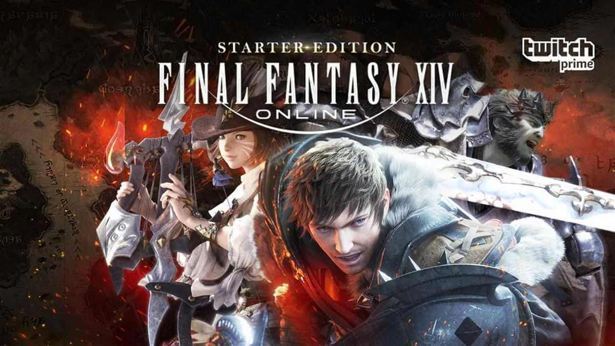 Final Fantasy 14 Starter Edition Twitch Prime