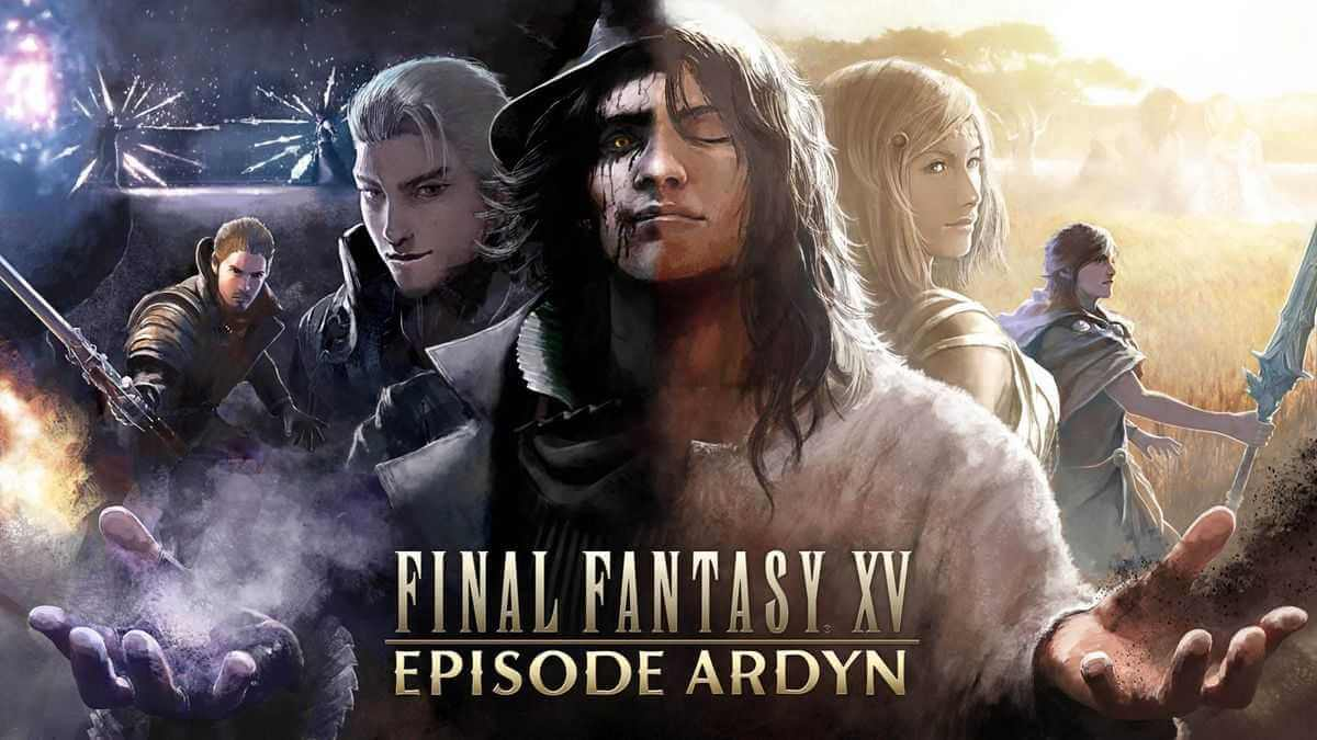 Final Fantasy XV Episode Ardyn - DLC