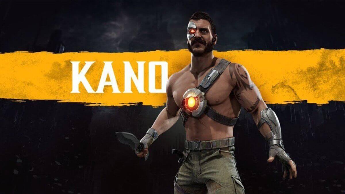 Mortal Kombat 11 - Kano