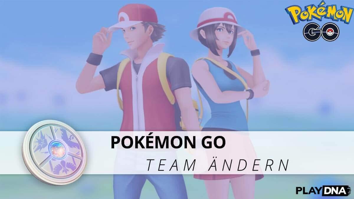 Pokémon GO Team Medallion - mit diesem Item Team ändern