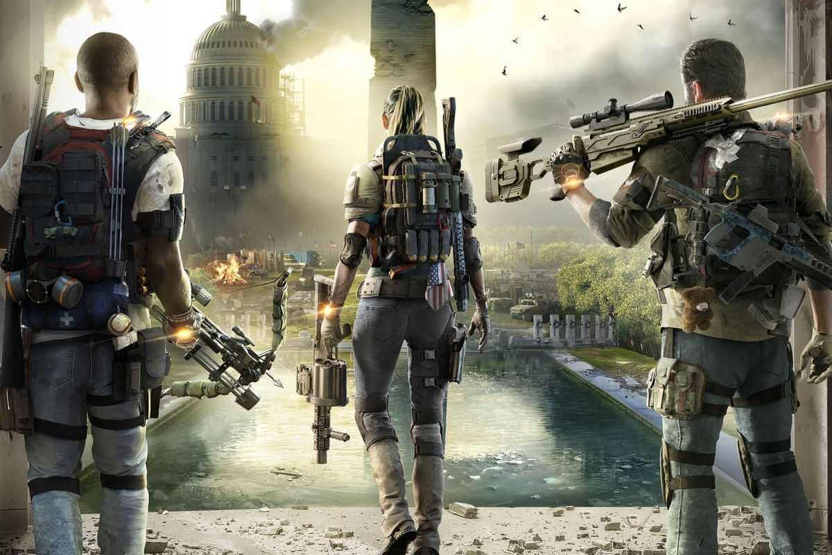 Tom Clancy's The Division 2 Artwork Team