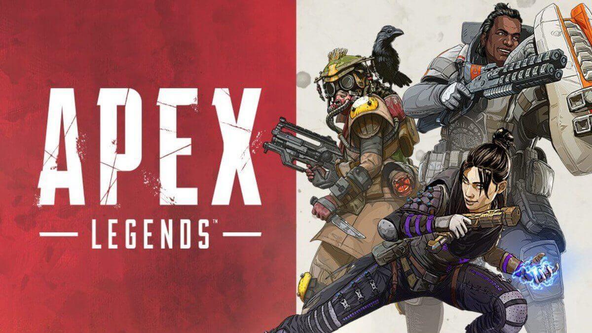Apex Legends Charakter Artwork Logo