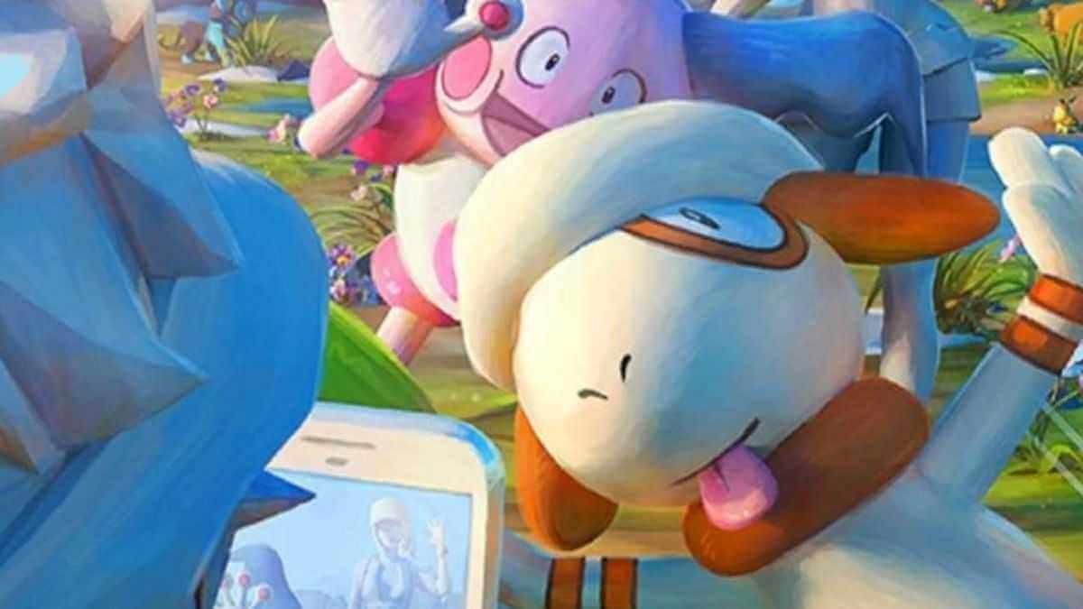 Farbeagle in Pokémon GO fangen - so geht's