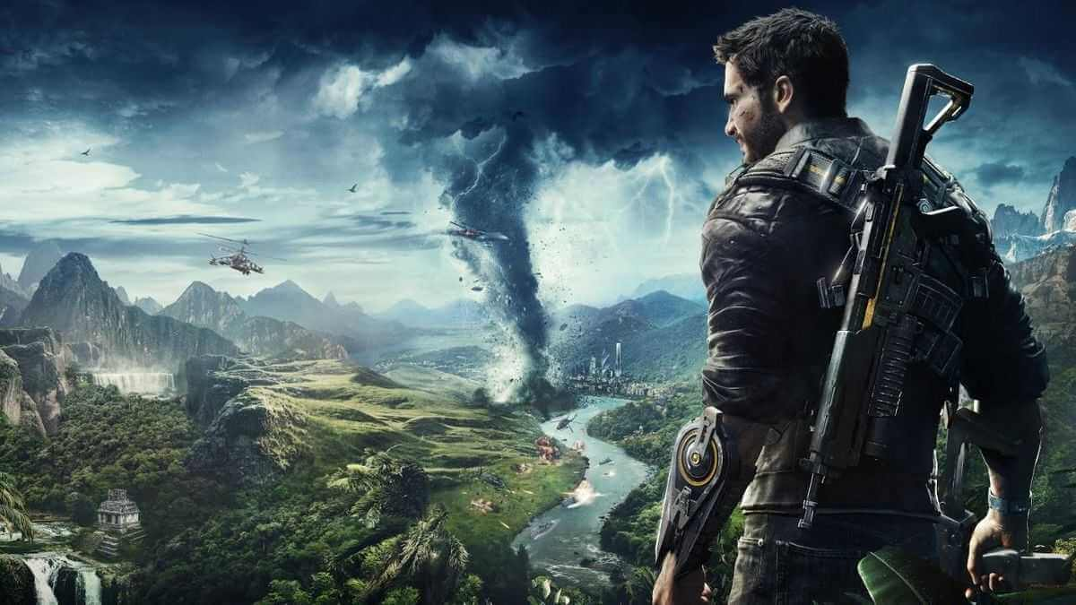 Just Cause 4 Game Art