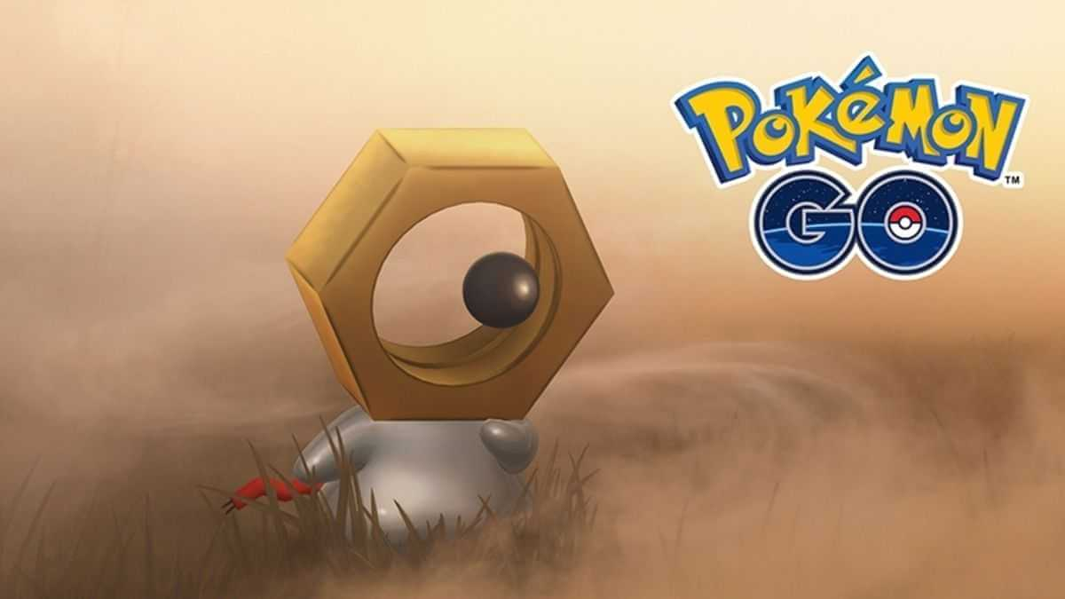 Pokémon GO Meltan Event, shiny Meltan fangen
