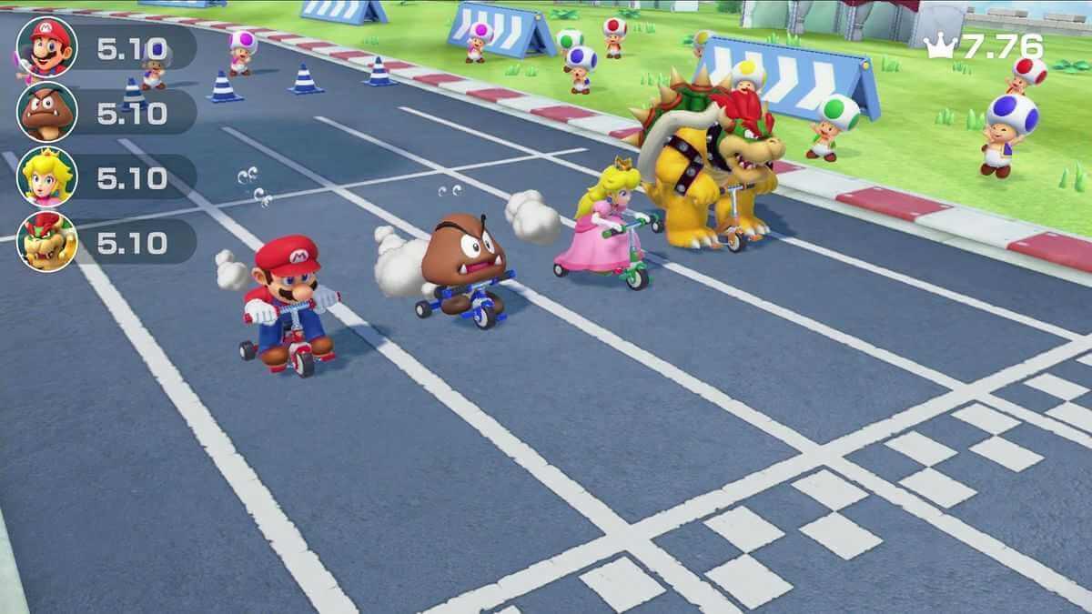 Super Mario Party Minispiel
