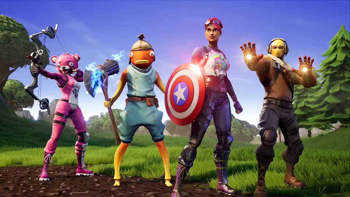 Fortnite: Endgame
