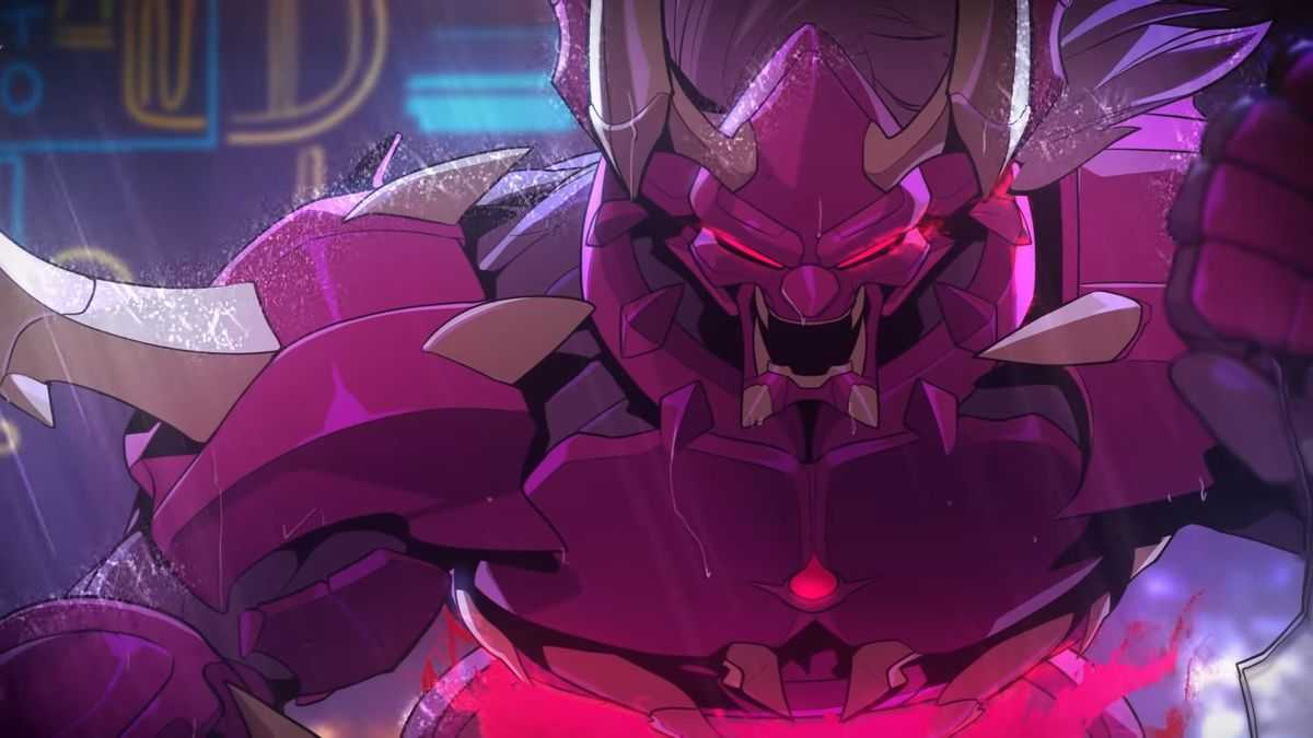 Heroes of the Storm Neon Event