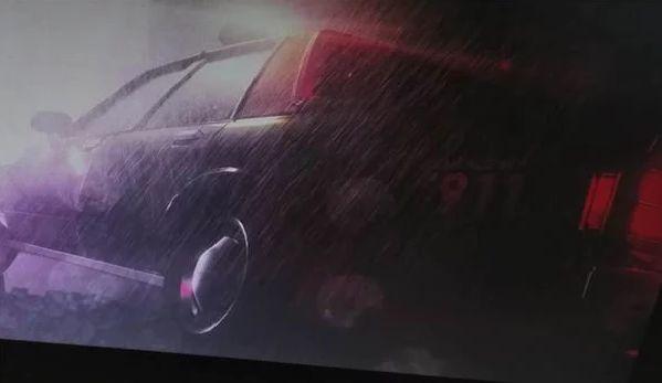 GTA 6 Leak Screenshot: Polizeiwagen in einem In-Game-Cinematic Trailer?